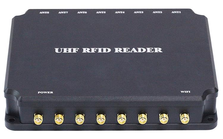 F5808-H分体式多通道8通道读写器
